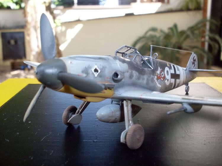 Messerschimitt Bf-109 G6 Academy 1/72 [Finalizado] BF109_05