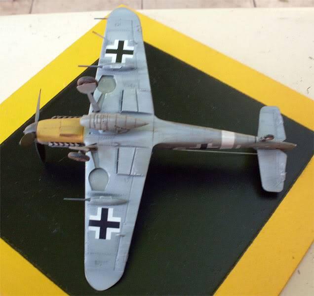 Messerschimitt Bf-109 G6 Academy 1/72 [Finalizado] BF109_07