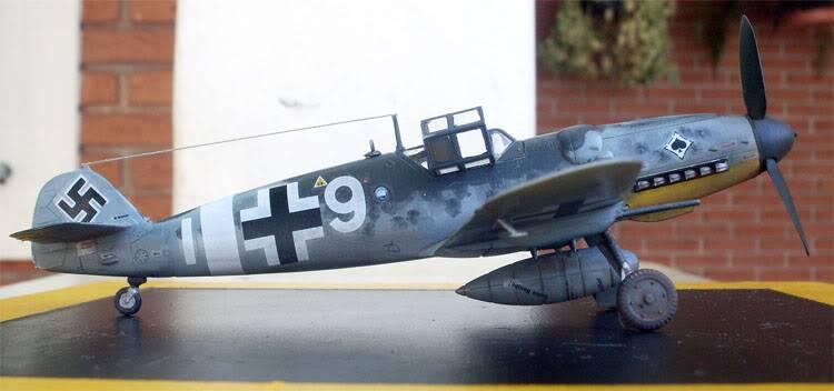 Messerschimitt Bf-109 G6 Academy 1/72 [Finalizado] BF109_12
