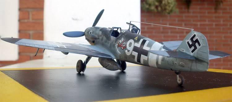 Messerschimitt Bf-109 G6 Academy 1/72 [Finalizado] BF109_14