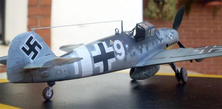 Messerschimitt Bf-109 G6 Academy 1/72 [Finalizado] BF109_15