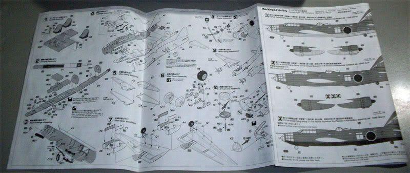 "Presente inestimável - Mitsubishi G4M2E ""Betty"" - Hasegawa 1/72 Hasegawa_G4M2E_Betty_04"