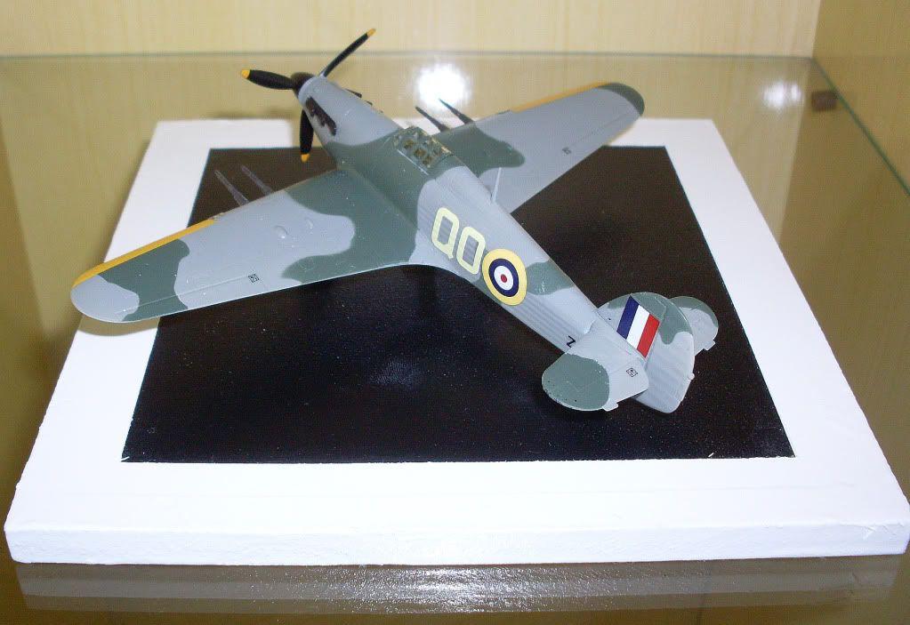 Hawker Huricane MK. IIC Academy HurricaneFinal_06
