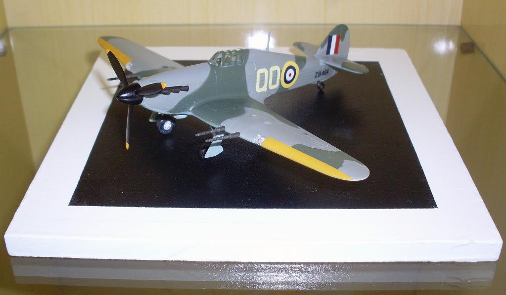 Hawker Huricane MK. IIC Academy HurricaneFinal_07