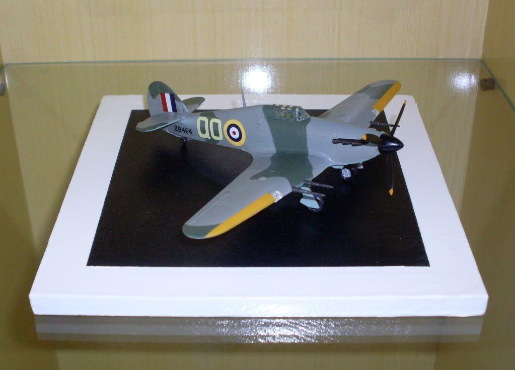 Hawker Huricane MK. IIC Academy HurricaneFinal_09