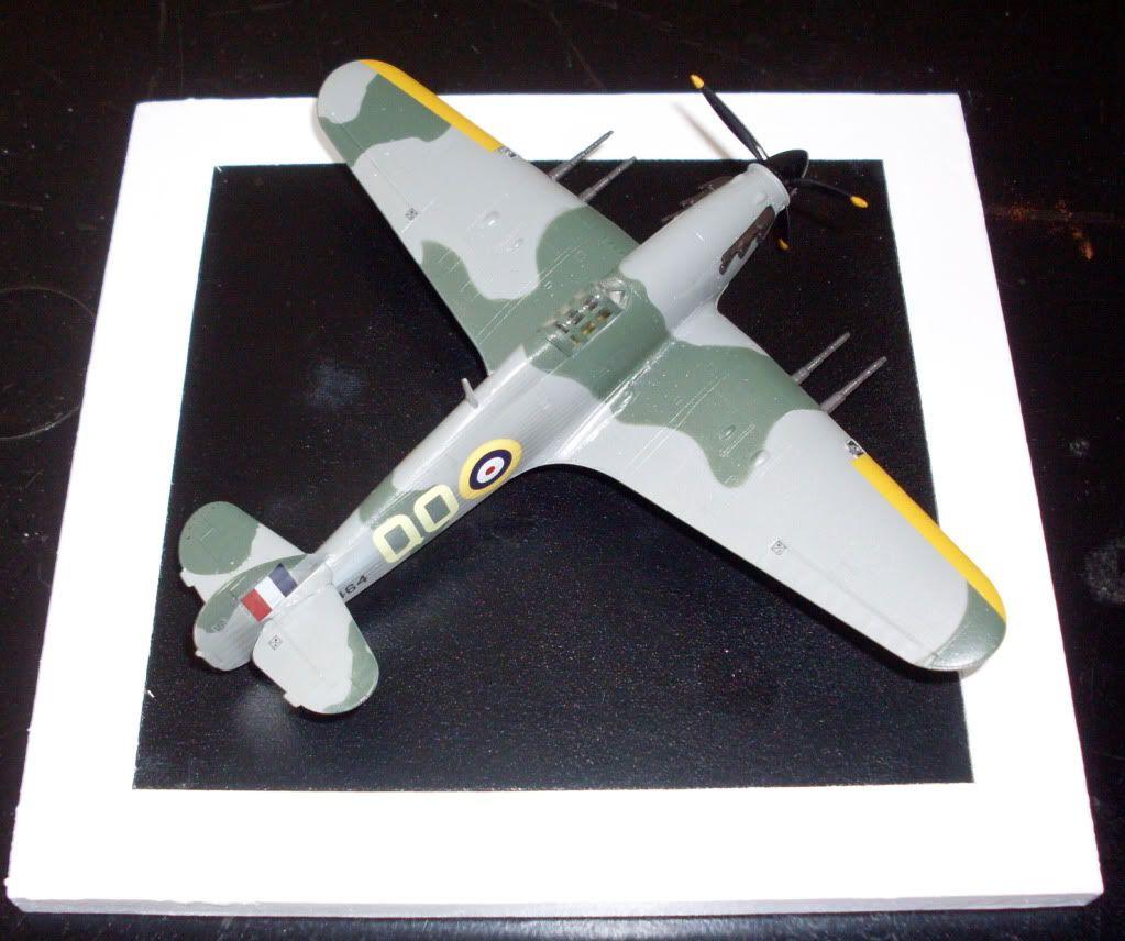 Hawker Huricane MK. IIC Academy HurricaneFinal_10