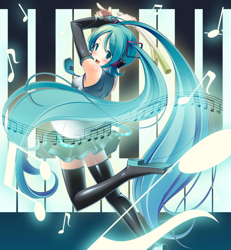 ● ~ Miku Hatsune Fc ~ ● Hatsune-miku