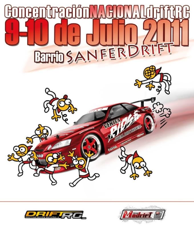 Concentración de San Fermin (Madrid) 9 y 10 julio - Página 6 SanFerdrift