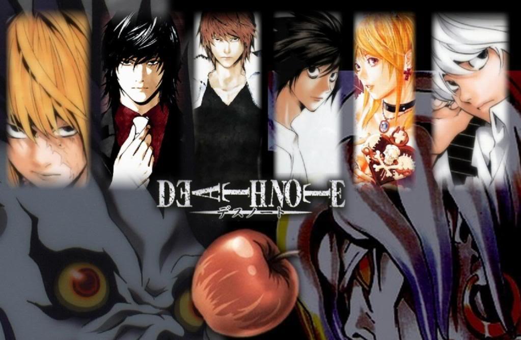 Grandes Imágenes de Anime y Manga  - Página 2 DeathNote
