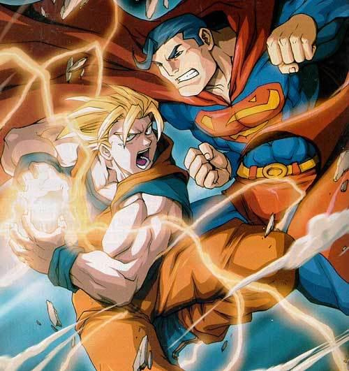 (Juego)-Choque de universos (Leer primer post antes que nada) Goku-vs-superman