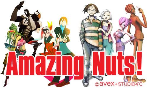 Amazing Nuts! [1/1] [50 MB] [Mediafire] Topo