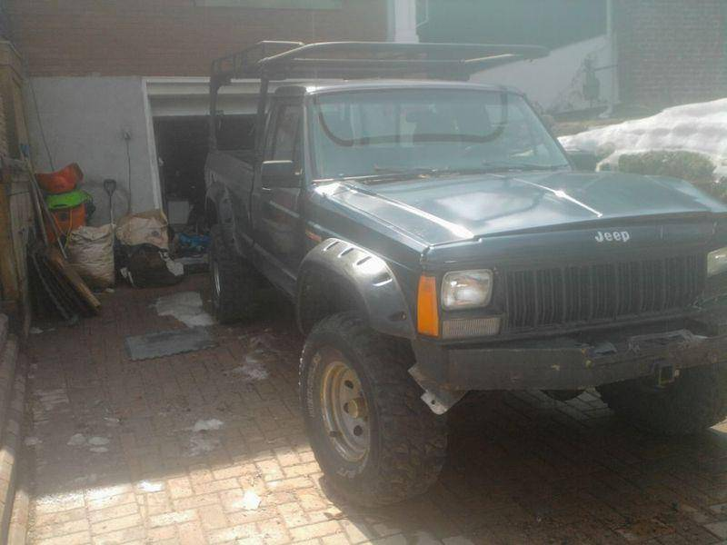 My New Big Project...1989 Jeep Comanche 485347_171263563029762_1604609809_n_zps8a973ef9