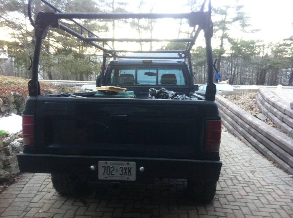 My New Big Project...1989 Jeep Comanche Photo31_zps1f55cbd1