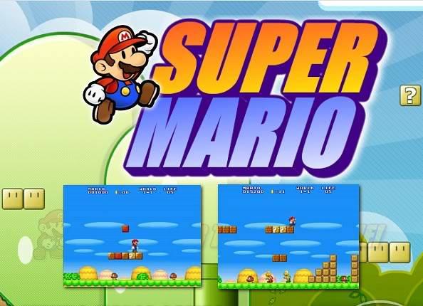 Super Mario 2010 Mario