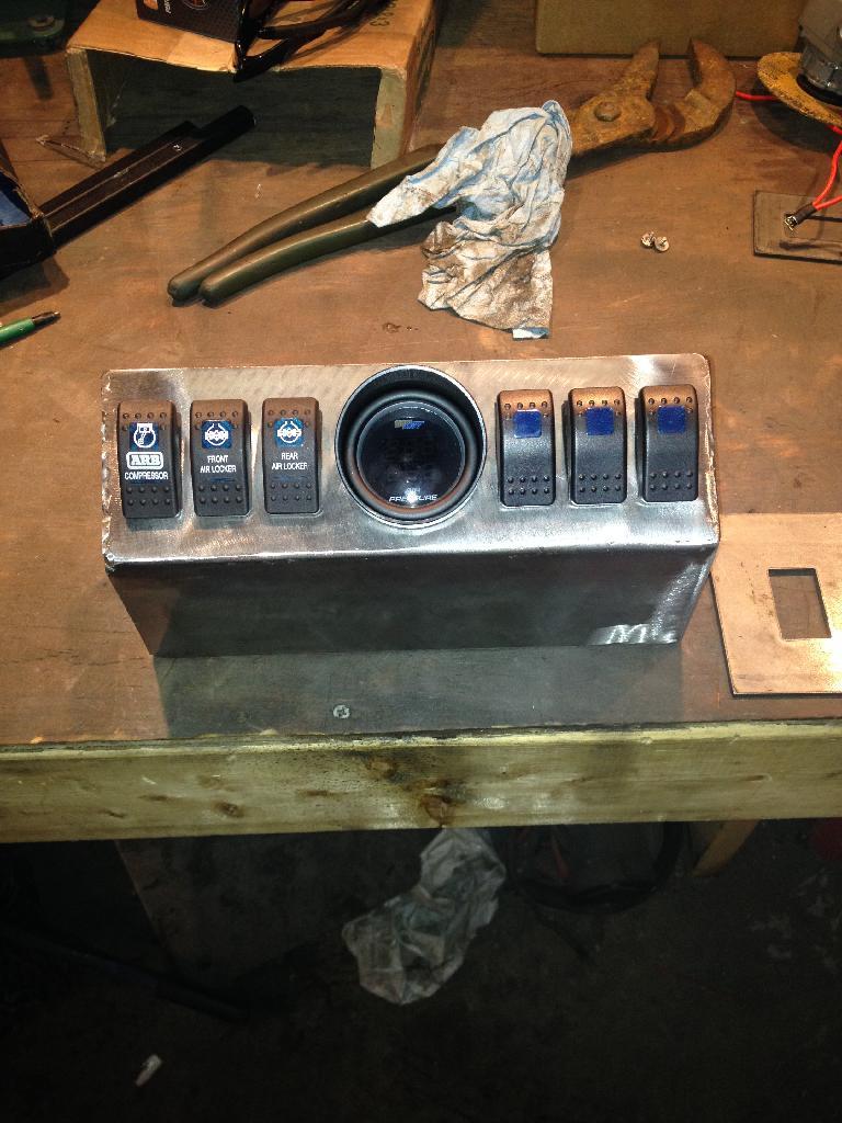 Custom Jeep Jk overhead console. E231805D-E639-473E-92C8-EDF6AA2620D6_zpsgsmnxyze