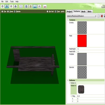 comment fait on une surface transparente ? (résolu) Imageexemple