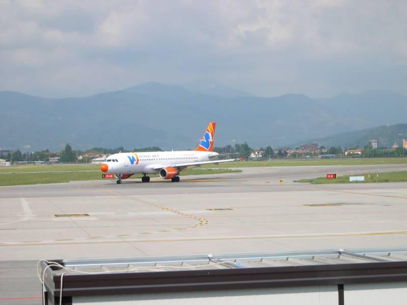 Bergamo - Orio al Serio (BGY / LIME) DSCN5602