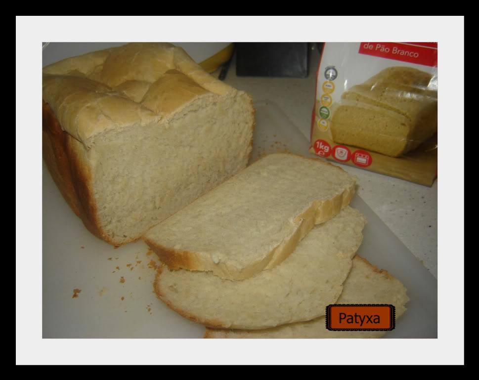 Pão Branco do Continente Tr205