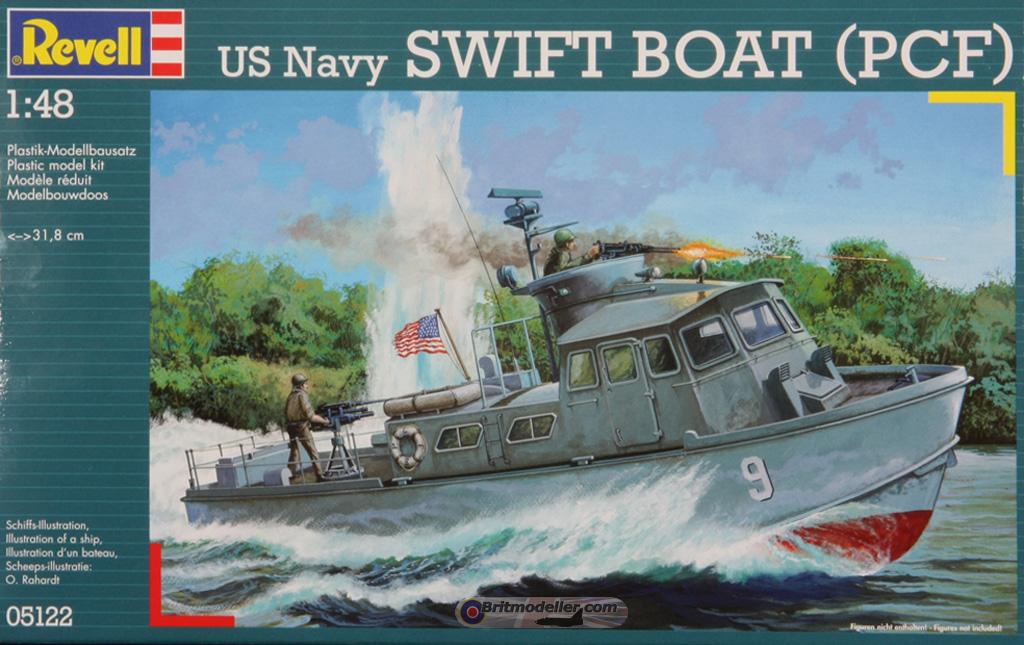 Swift Boat 1/48 revell μετασκευή Boxart_zps9a520f7e