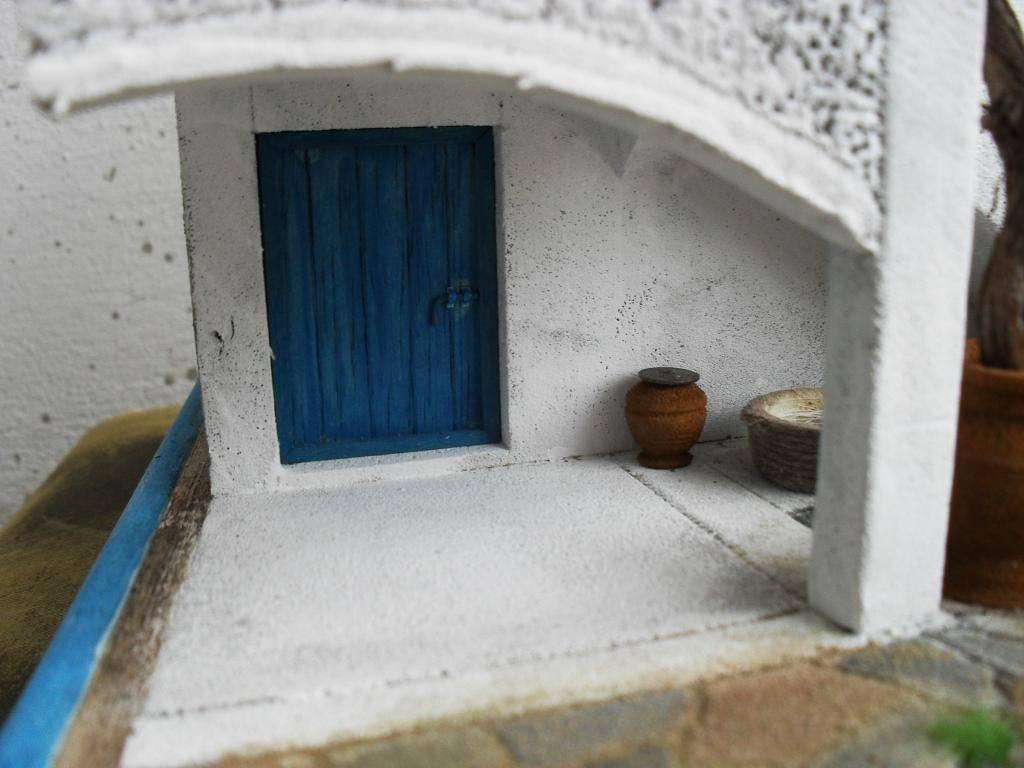 Διόραμα νησιώτικο σπίτι με θέμα  '' Για Ένα Ποτήρι Γάλα '' SDC11863_zps59d662d5