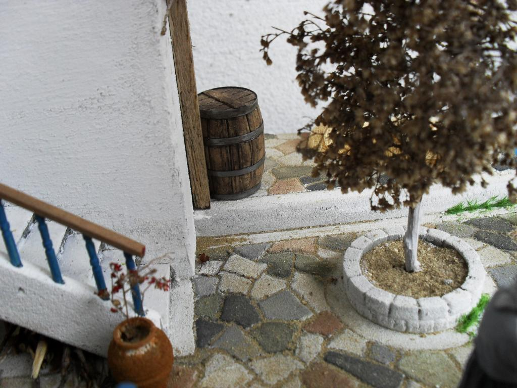 Διόραμα νησιώτικο σπίτι με θέμα  '' Για Ένα Ποτήρι Γάλα '' SDC11867_zpsc13bce5c