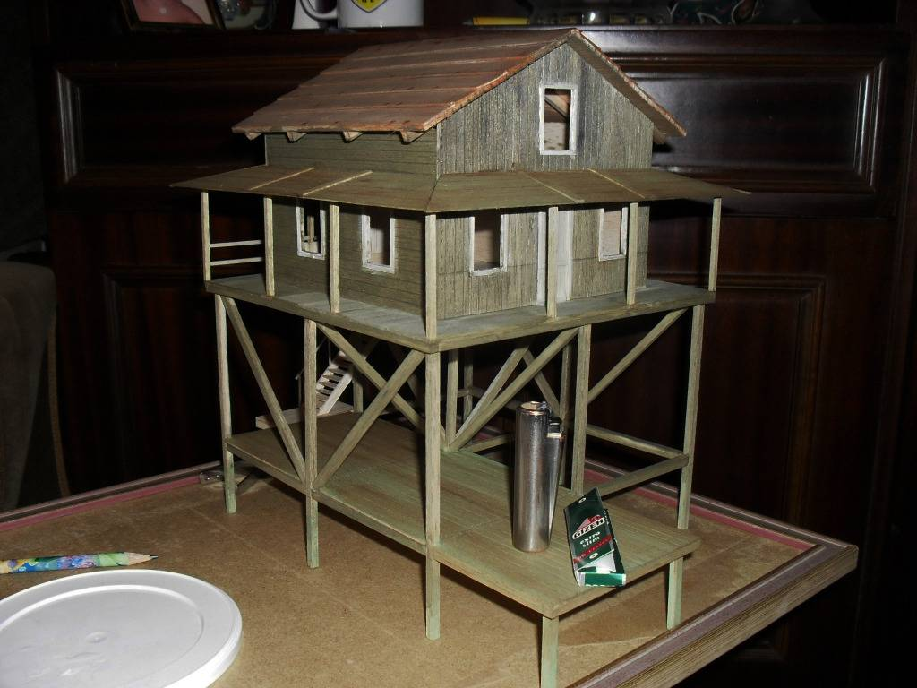 Lake House 1/48 SDC12125