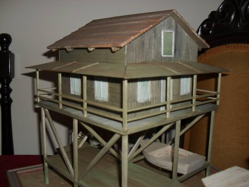 Lake House 1/48 SDC12126