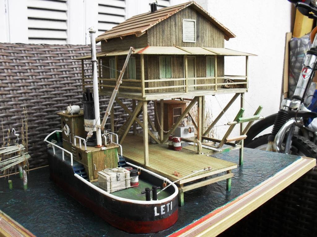 Lake House 1/48 SDC12234