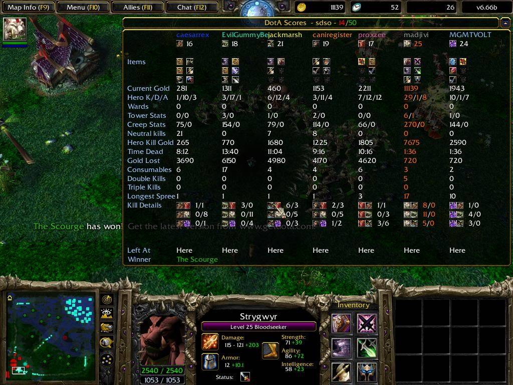 Post up your DotA screenshots here - Page 5 Bloodseeker