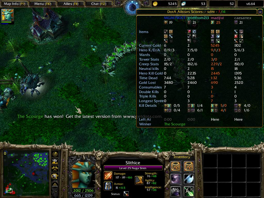 Post up your DotA screenshots here - Page 5 Grimowned