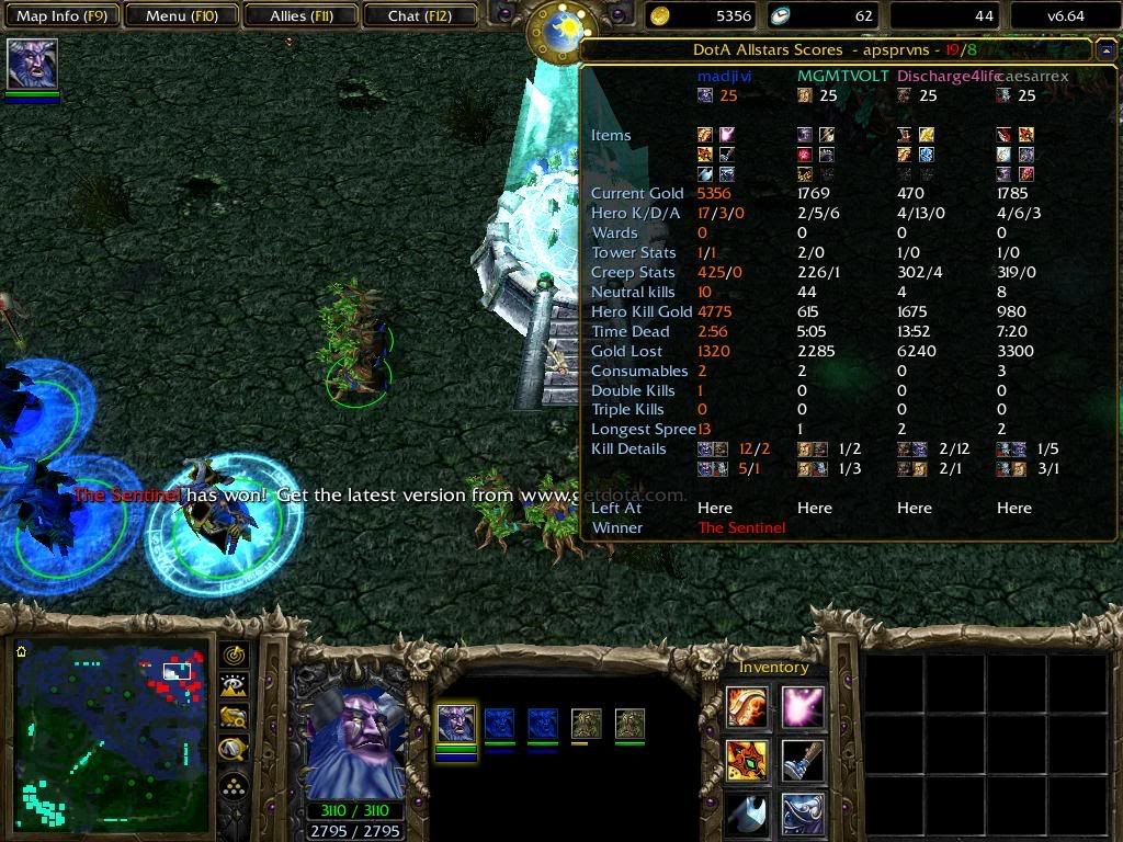 Post up your DotA screenshots here - Page 4 Prophet