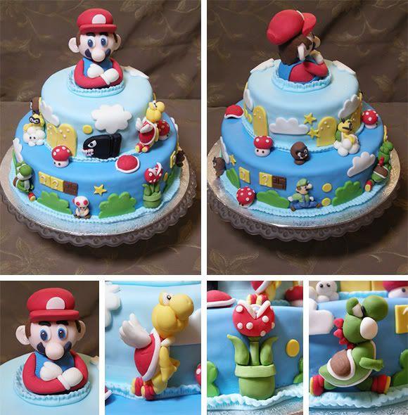Deserturi.  - Page 2 Super-Mario-Bros-Cake