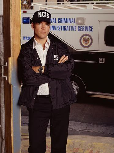 Agente especial Anthony DInozzo (Michael Weatherly) MichaelWeatherly