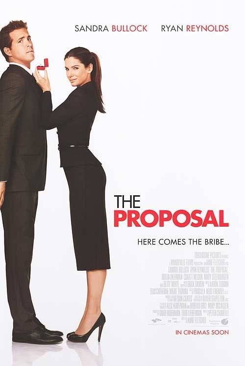 Latest movies i've seen.... Theproposal