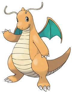DRAGON POKEMON - Update ngày 03/03 149_dragonite