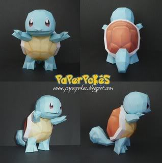 WATER POKEMON - Update ngày 03/03 Squirtle