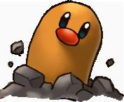 GROUND POKEMON - Update 03/03 Diglett