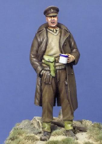 Artilleurs Britanniques - Resicast 1/35ème 355616