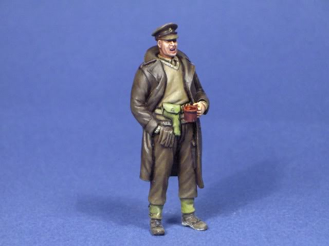 Gb WW2, British Officer version Ctreize 45howitzer012