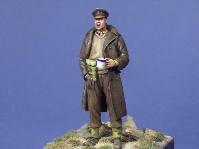 Gb WW2, British Officer version Ctreize 45howitzer018