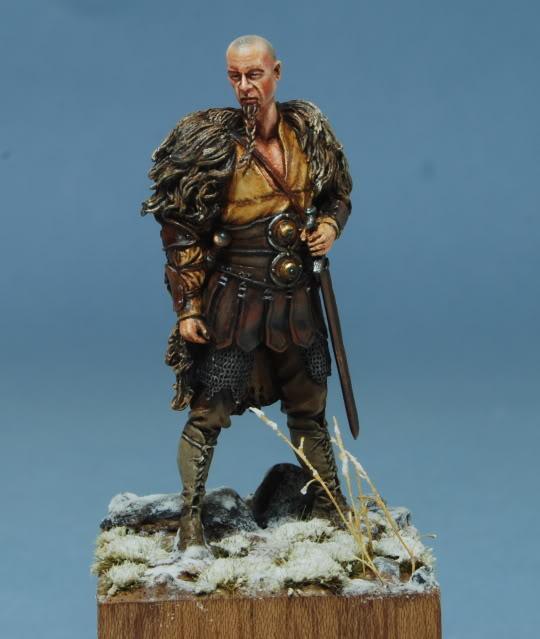 Saxon warrior - Andrea 54mm DSC_0343-2