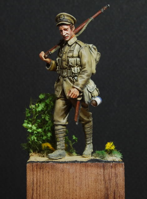 Private, 4th Bn Middlesex Regiment, Mons 1914 - Tommy's war DSC_0651