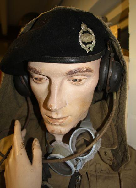 buste tankiste UK, WWII Gbtankcommander7
