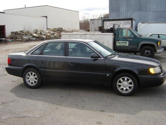 1997 Audi A6 Quattro $2000 DSC01646