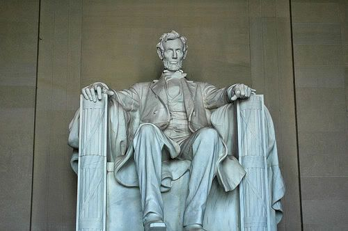 Lincoln - Lincoln Memorial Lincoln-memorial-with-fasci