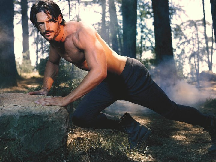 Joe Manganiello/ Alcide Herveaux Joe-Manganiello-true-blood-17447723-720-540