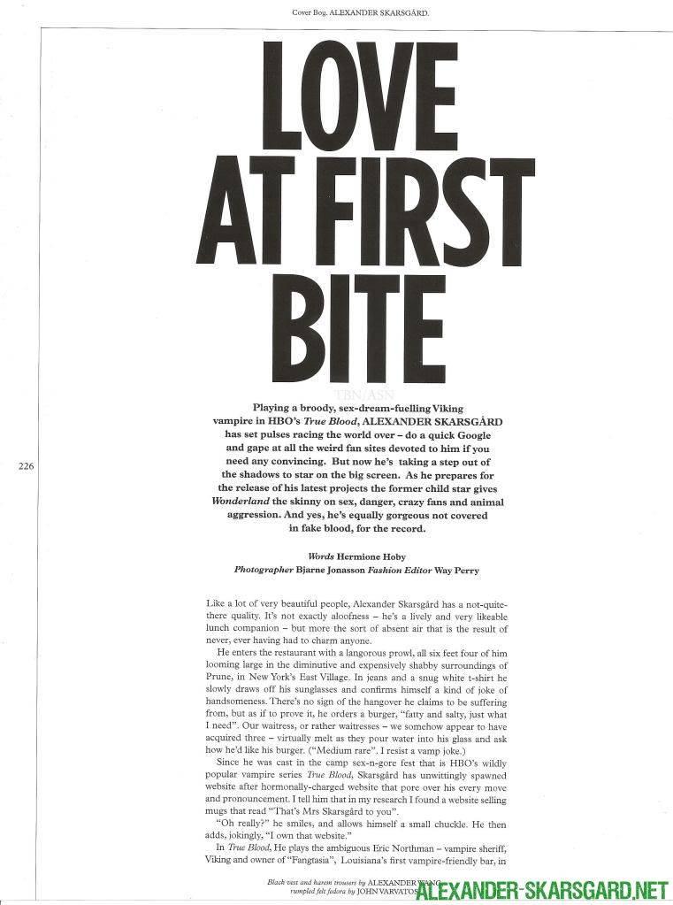 Eric Northman/Alexander Skarsgard - Page 9 Pg226W