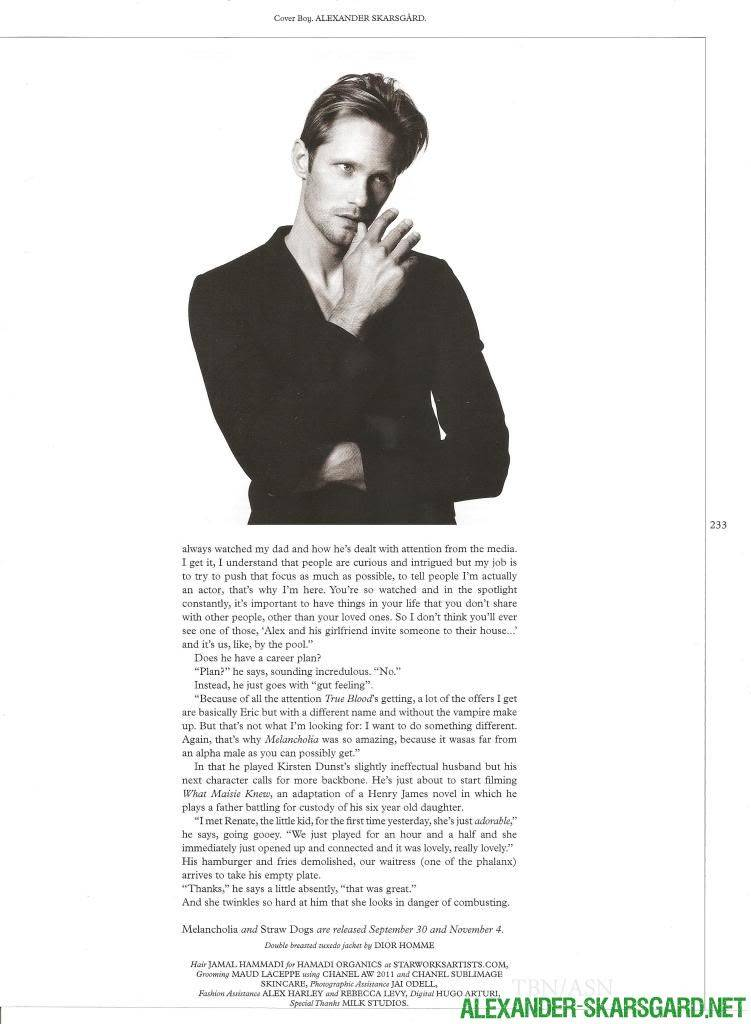 Eric Northman/Alexander Skarsgard - Page 9 Pg233W