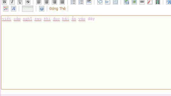 Hướng Dẫn Cách Edit Bài Trong 4rum 4-1
