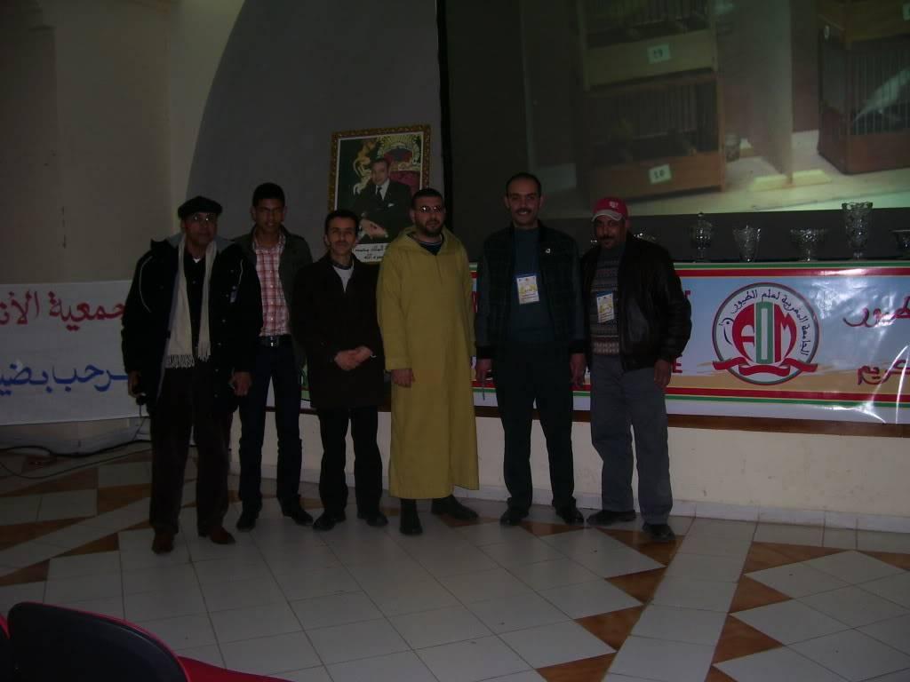 les photos de concour de malinois Marrakech 100_2744